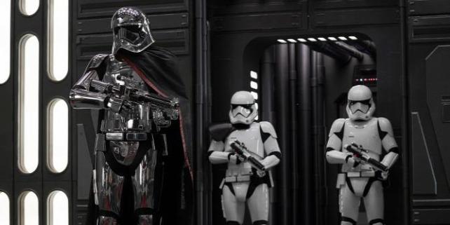 Forrás:  Lucasfilm Ltd./Jonathan Olley