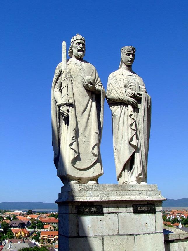 Saint Étienne roi apostolique de Hongrie - comment la Hongrie est devenue un pays chrétien 20180110koppany10