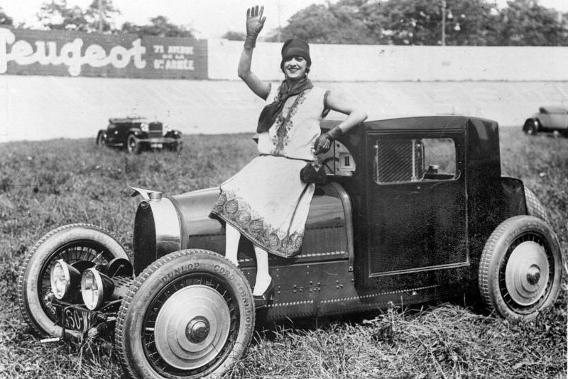 Régi idők szexszimbólumai: az 1920-as évek és Clara Bow