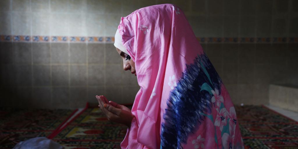 nők az iszlámban