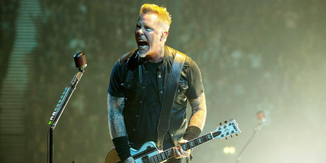 Lemondta turnéját a Metallica, James Hetfield drogrehabra megy