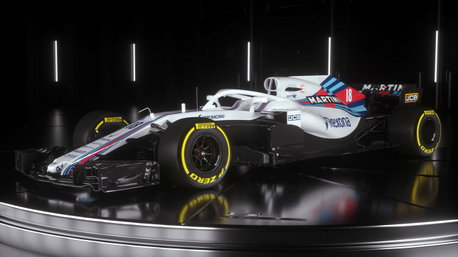 A Williams felvállalta a glória látványátForrás  Williams Martini Racing  Twitter d0d9c648bf