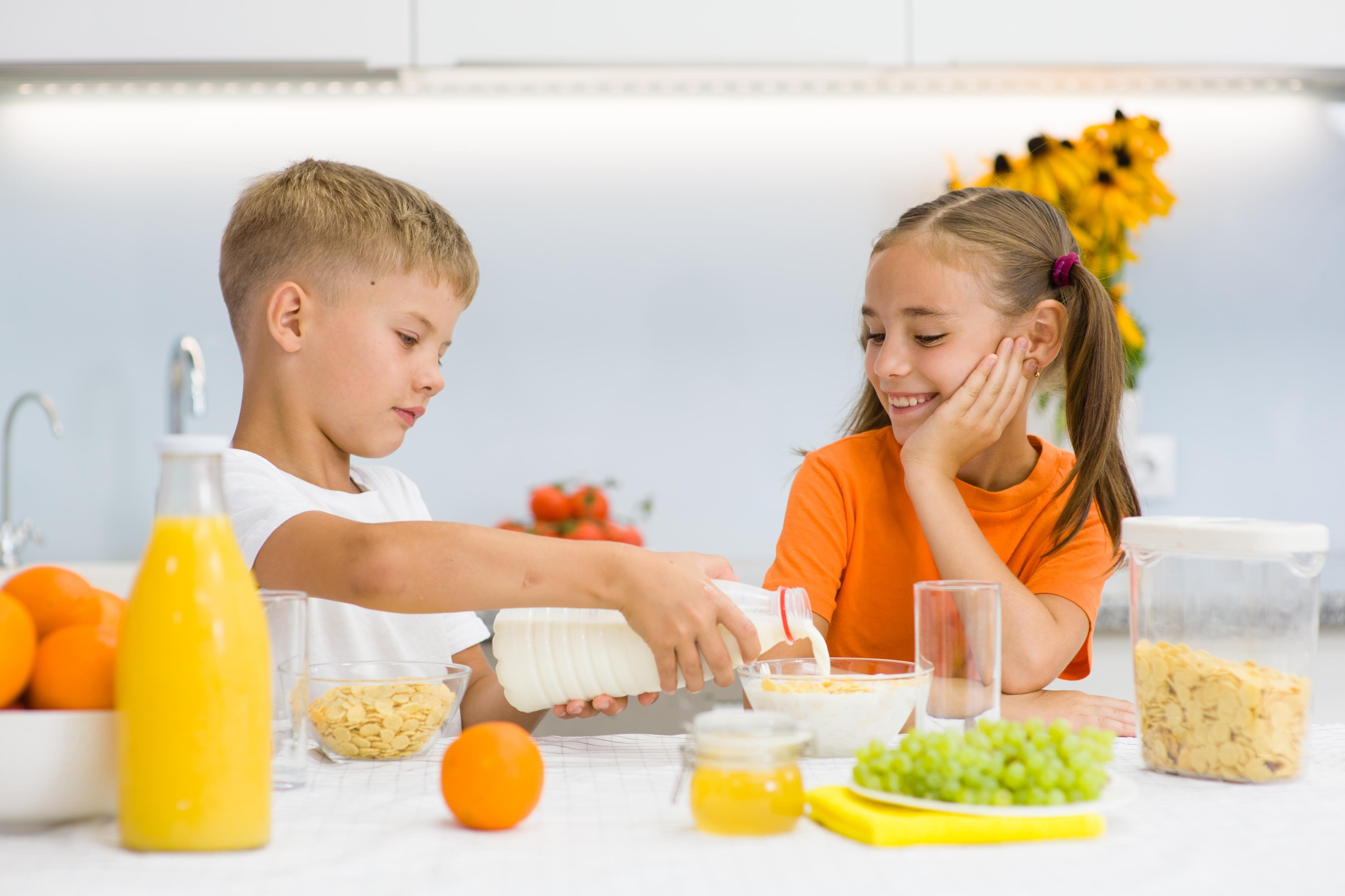 rövid étrend gyerekeknek
