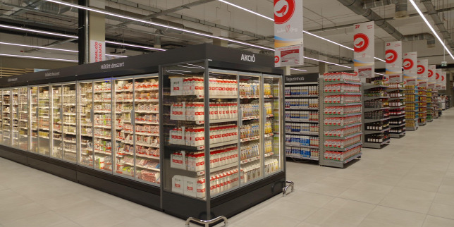 1959593633 Az Auchan új áruházak nyitását jelentette be, mutatjuk a helyszíneket