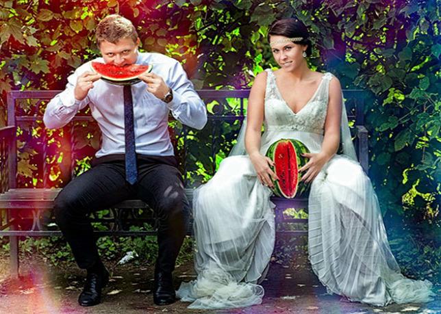 d8a393dc2b Ezeknél kínosabb esküvői képeket még életedben nem láttál: fotók