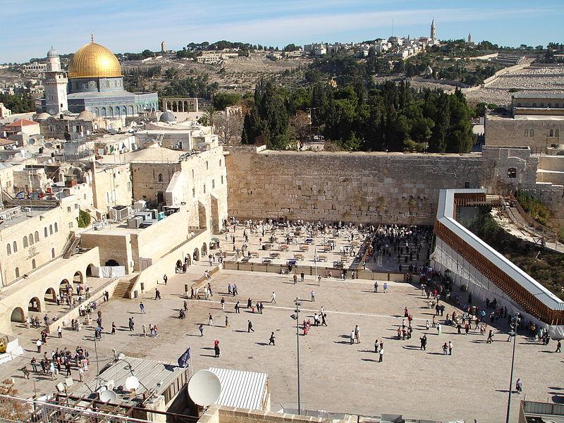 Jézus korából származó palotát találtak Jeruzsálemben