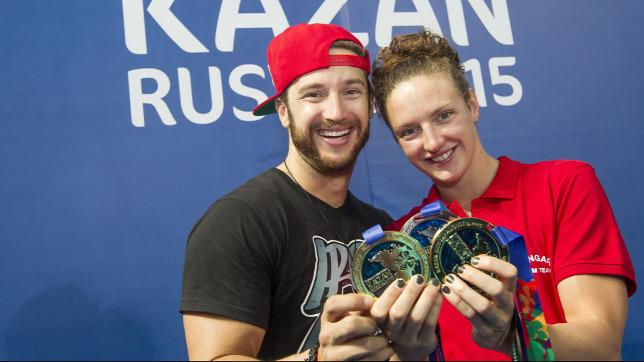 Hosszú Katinka és Shane Tusup vagyonfelosztás előtt állnakForrás   MTI Kovács Anikó f1b6f7e17f