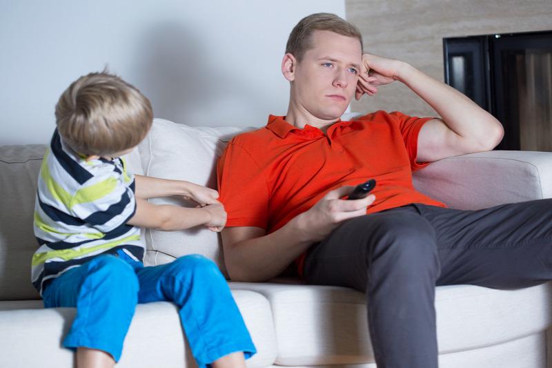 apa nem akarja, hogy megfeleljen a gyermek