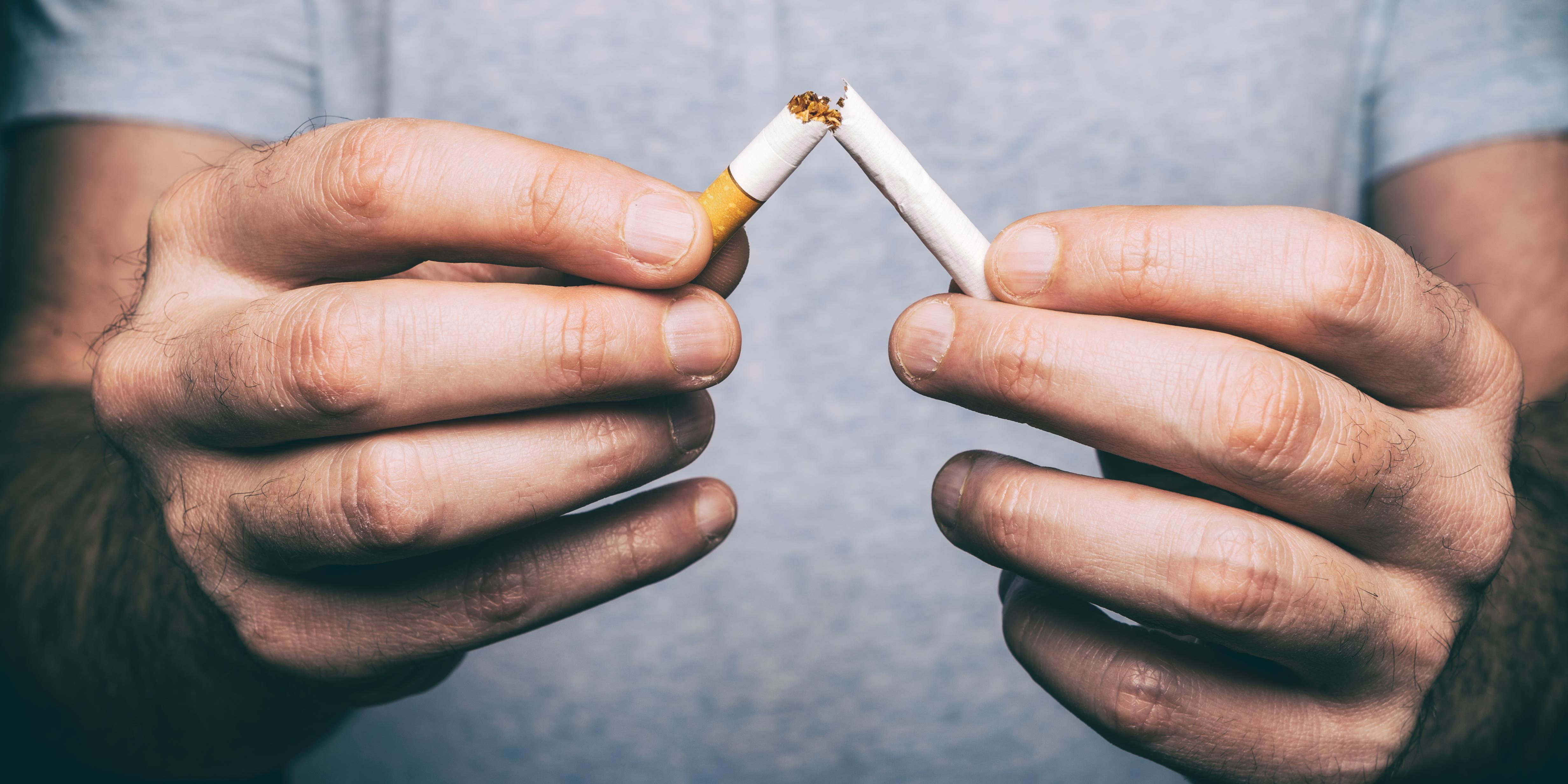 hány napig tart a dohányzás leszokása