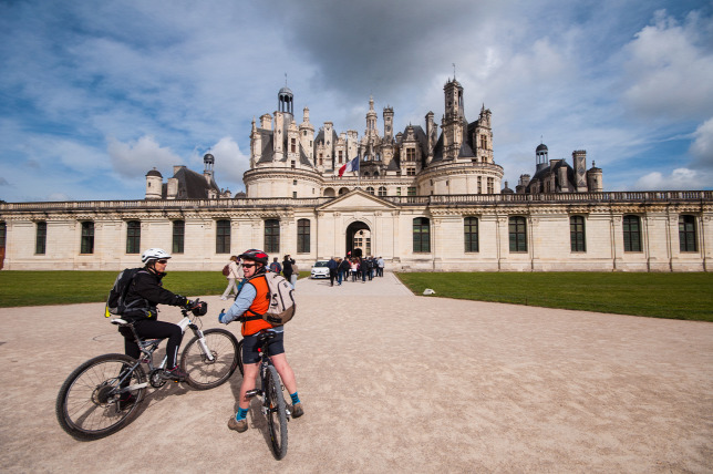 Európa legjobb bringás túraútvonalai - A LOIRE VÖLGYE