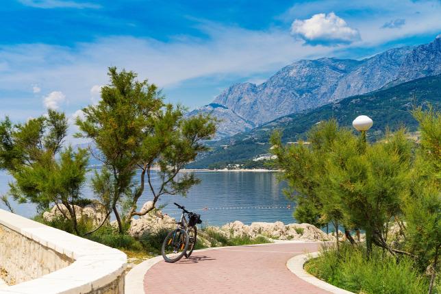 Európa legjobb bringás túraútvonalai - horvát tengerpart