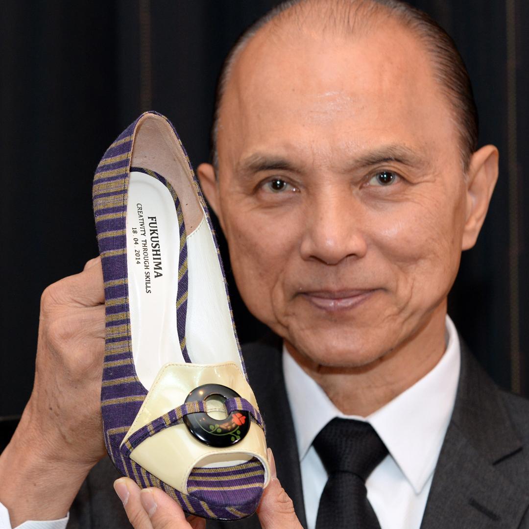 Portré: Jimmy Choo, a cipőmágus