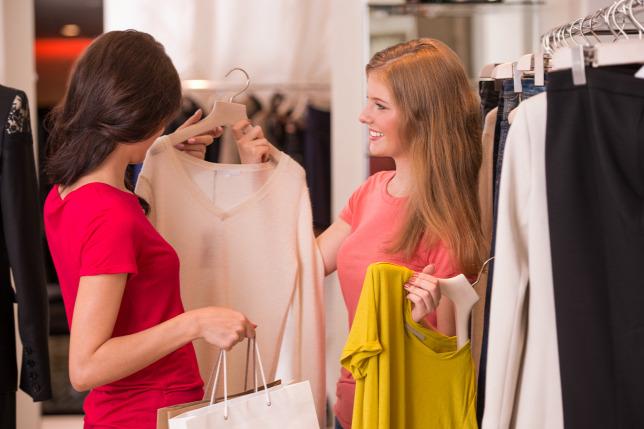 a64e536fbb Csak olyan ruhát vásárolj, ami 100 százalékig tetszikForrás: Shutterstock