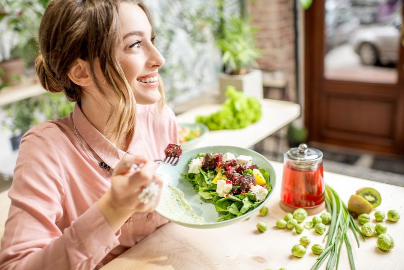 Volumetrics diéta receptek