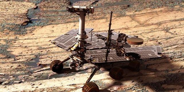 Forrás: Mars Exploration Rover Mission, Cornell, JPL, NASA