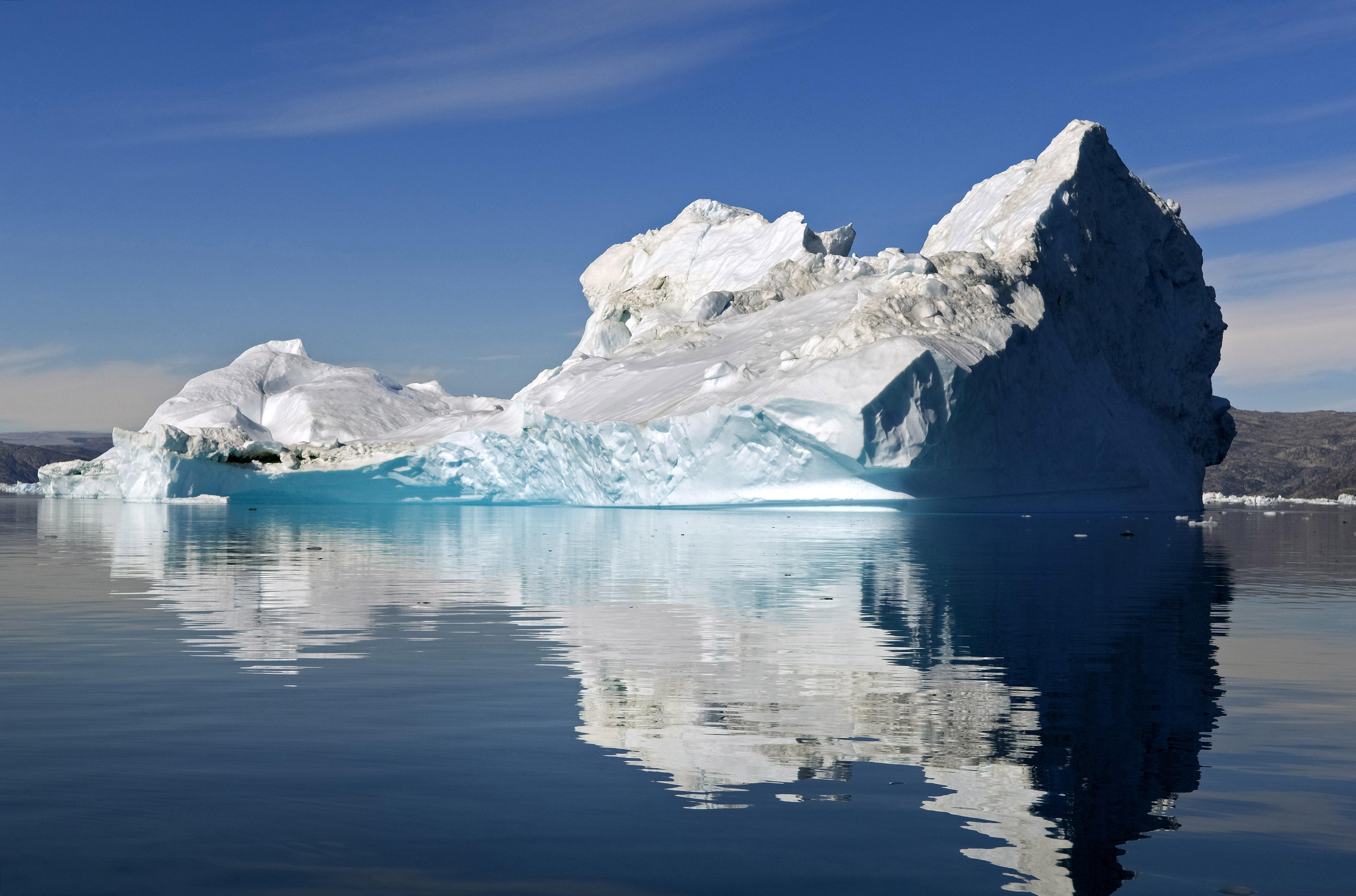 Csökken az Északi-sarkvidék jégutánpótlása
