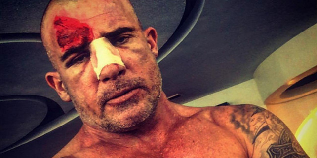 Forrás: Instagram/Dominic Purcell