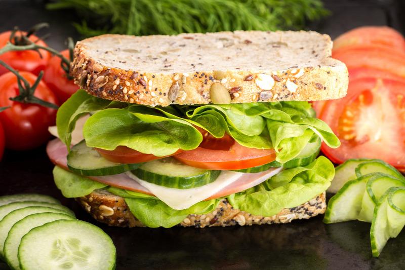 egészséges szendvicsek fogyás