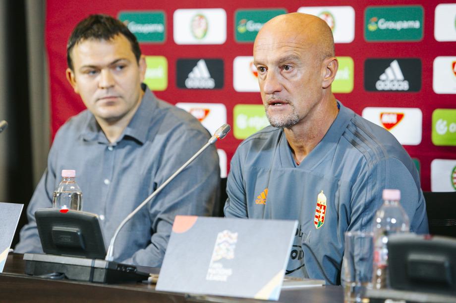 Marco Rossi három helyen tervez változást a válogatott kezdőjében c2324a68ce
