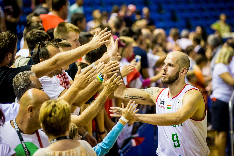 A magyar férfi kosárlabda-válogatott nem sír, hanem győzni akar
