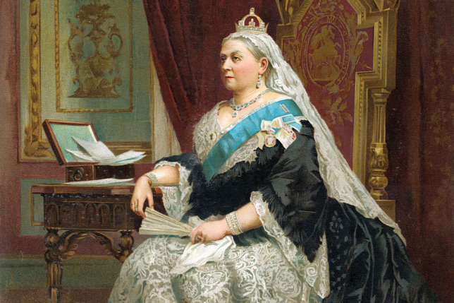 Viktória királynő és az első fehér menyasszonyi ruha f2a6ed5979