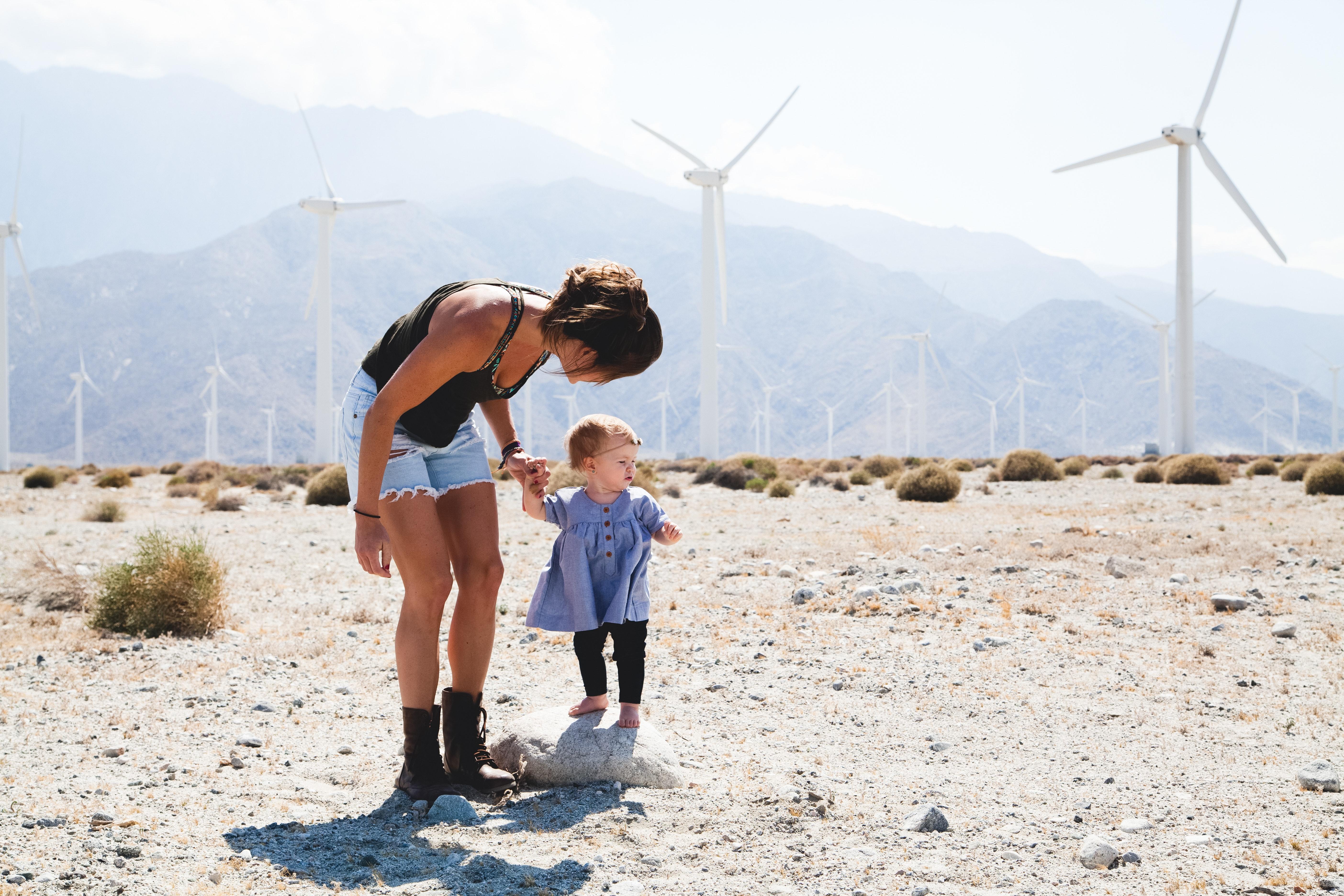 Így segíthet a szélenergia leküzdeni a globális felmelegedést