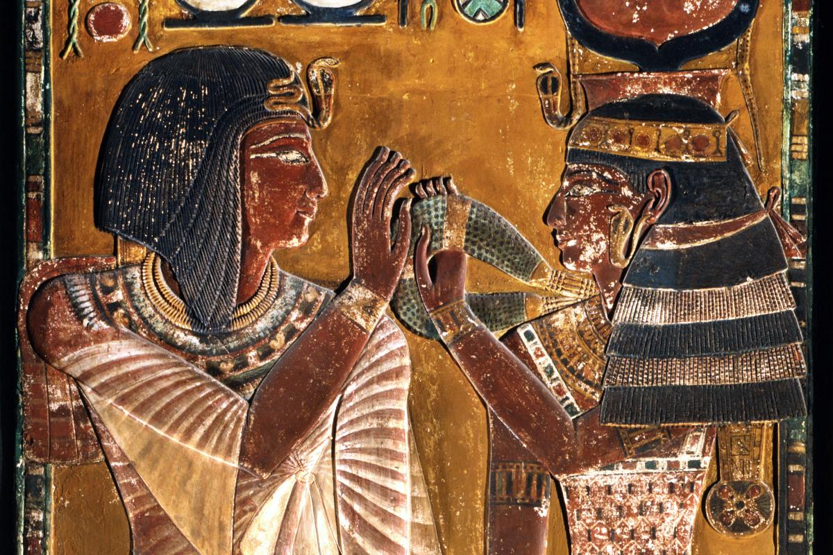 randi egyiptomi fáraó