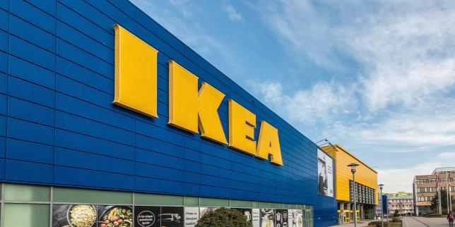 17a3d49f2e Az IKEA első magyarországi áruháza a főváros XIV. kerületében, az Örs vezér  terénForrás: MTI/Faluldi Imre