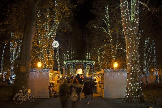 Új helyszínekkel bővítik a karácsonyi kavalkádot Zágrábban 715d07019b