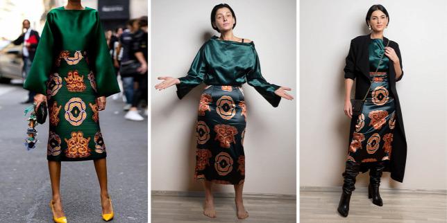 ab0c0b788b Egy drága csizma egy néhány dolláros ruhát is képes feldobniForrás: Agne  Jagelaviciute.