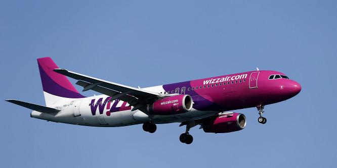 f014151eee76 Megbüntették a Wizz Airt