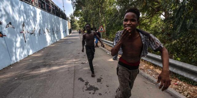Forrás: AFP/Joaquin Sanchez