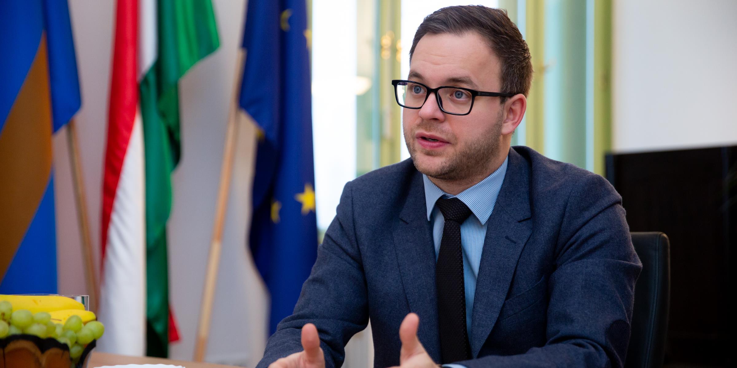 Az ellenzék akciói nem részei a magyar belpolitikának