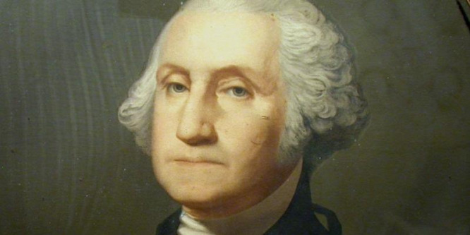 Ezt ette George Washington