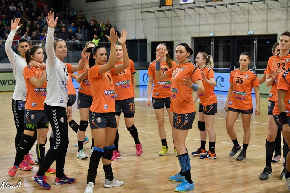 Hibátlanul zárta a csoportkört a Siófok kézicsapata az EHF ...
