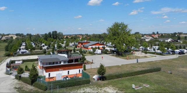 Forrás: Termál Camping Pápa