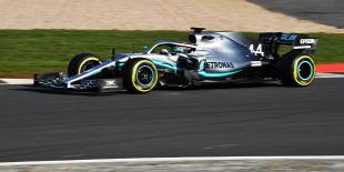 Forrás: Daimler AG/Š Mercedes-Benz Grand Prix Ltd./Mark Sutton