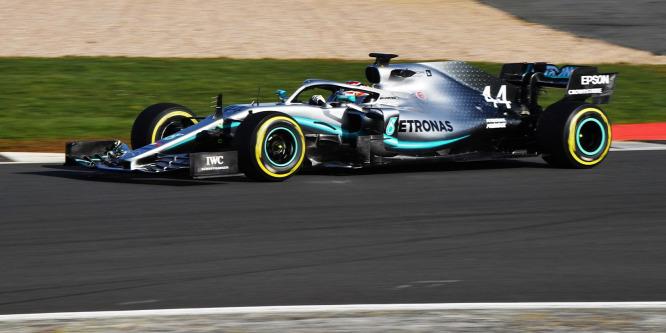 Forrás: Daimler AG/C Mercedes-Benz Grand Prix Ltd./Mark Sutton