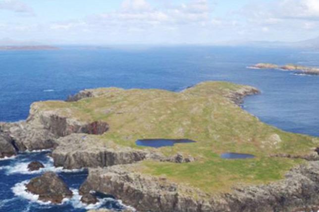 c8b50e4fff Az írországi High Island igazi kincs azok számára, akik nem vágynak  szomszédokraForrás: myhome.ie