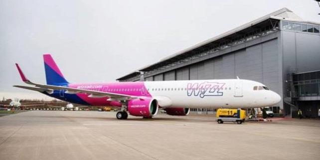 Forrás: Wizz Air