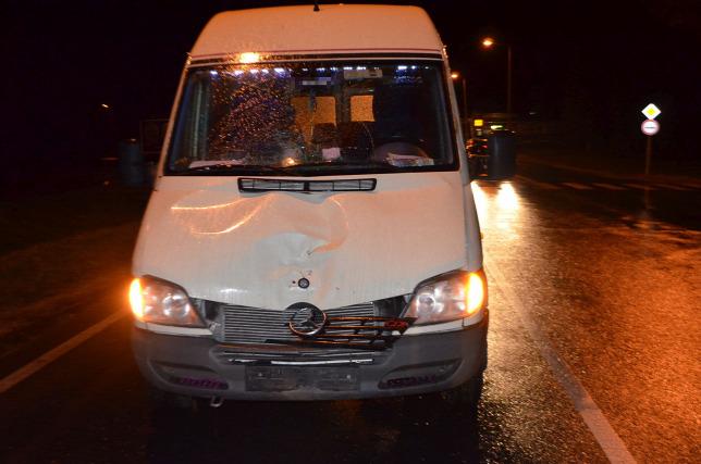 aba2ed8c23 Súlyosan megsérült egy férfi, akit a zebrán gázoltak el