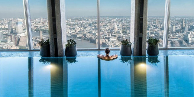 Forrás: Shangri-La Hotel, London