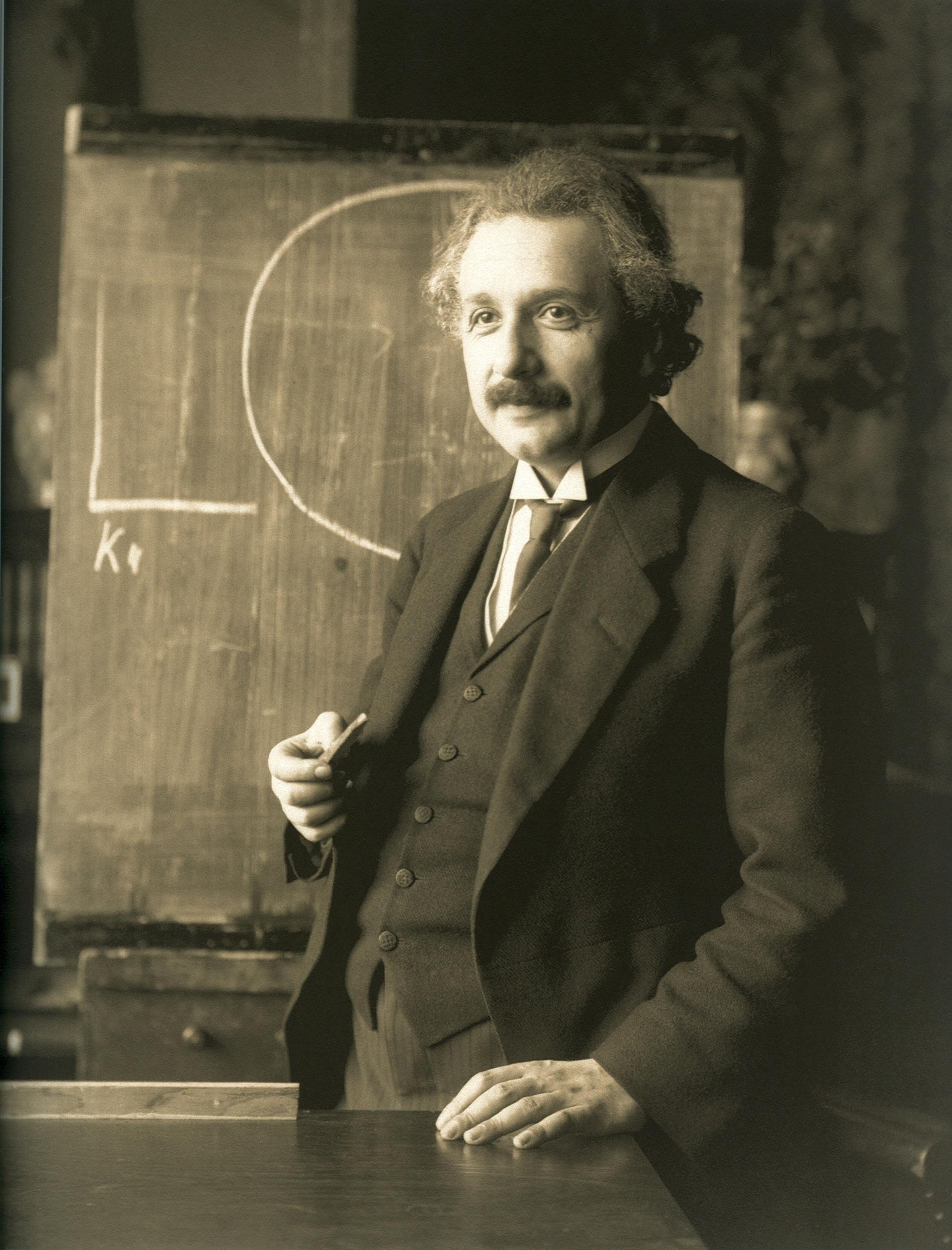 Kiderült: Einsteinnek még a legnagyobb tévedése is igaz