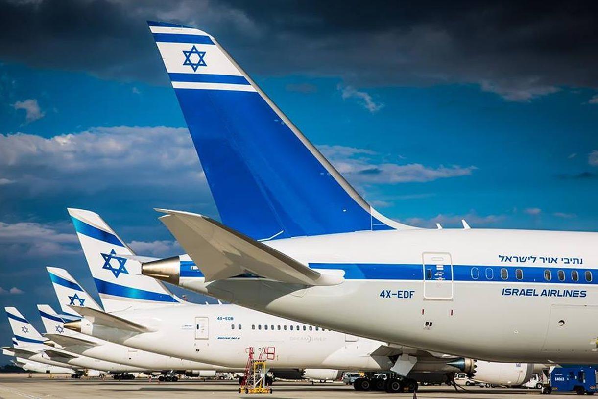 Minden járatát törölte és hazahívta gépeit az El Al