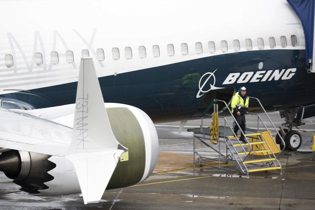 bef6b51c1407 Boeing 737 Max repülőgépForrás: AFP/Jason Redmond