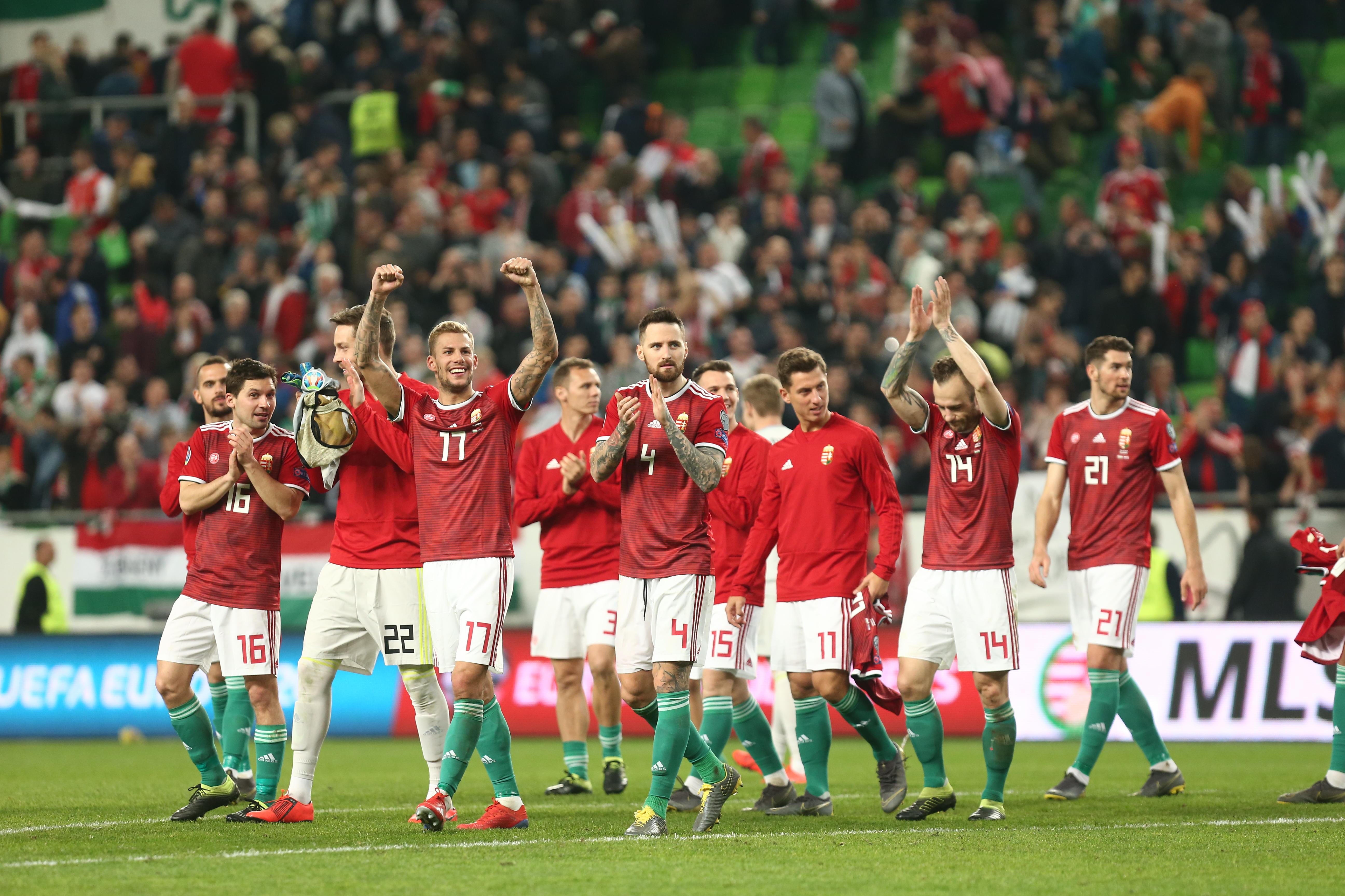 41e6e7e780 Feledhetetlen este: a magyarok voltak a sztárok, nem az aranylabdás Modric