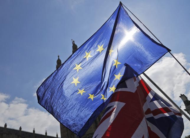 028fd88da051 Az előző nap az EU-tagállamok vezetői megállapodtak a brit kiválás  legfeljebb október 31-ig tartó halasztásról az ügyben rendezett rendkívüli  brüsszeli ...