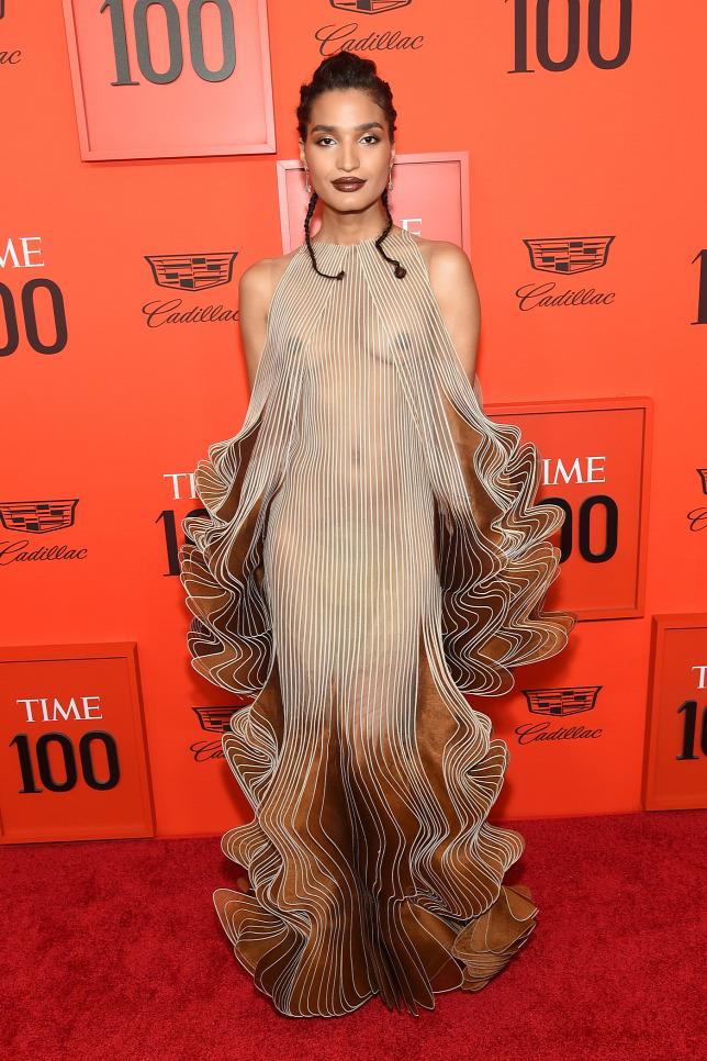 bac6935cdd Heti trendjelentés: villantós és királynői estélyi ruhák a Time 100 gálán