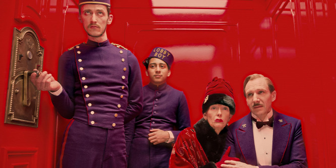 50 éves Wes Anderson, A Grand Budapest Hotel rendezője