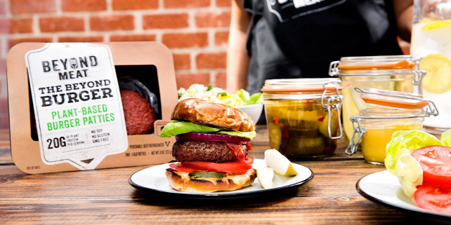 Forrás:Beyond Meat